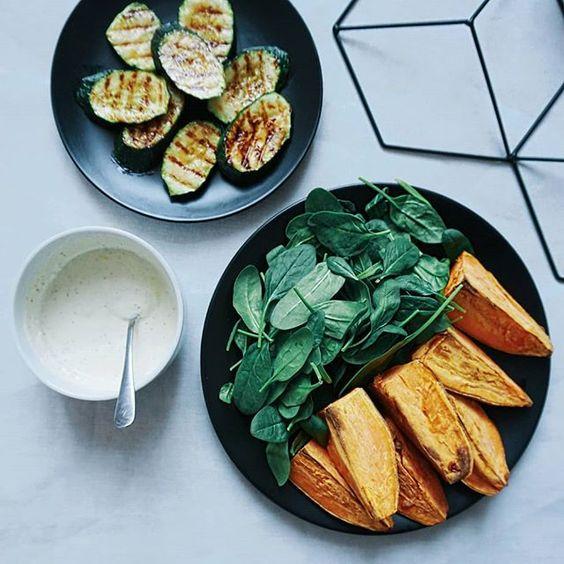zemiaky vegan bataty