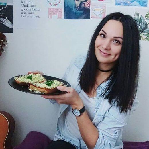 vegan jedálníček