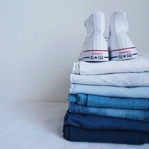 móda udržateľnost vinted converse